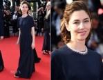 Sofia Coppola In Valentino - 'A Fistful of Dollars' Cannes Film Festival Screening & Closing Ceremony