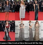 Who Was Your Best Dressed On Day 2 of Cannes Film Festival 2014?