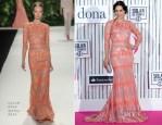 Eva Marciel In Naeem Khan - Yo Dona Awards