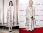Helen Mirren In Huishan Zhang - Glamour Women of the Year Awards