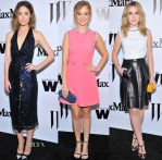 Max Mara And W Magazine Cocktail Party Honouring The Women In Film Max Mara Face Of The Future, Rose Byrne