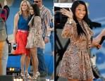Nicki Minaj In Patricia Bonaldi - Good Morning America