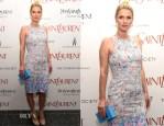 Nicky Hilton In Nina Ricci - 'Yves Saint Laurent' New York Premiere