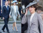 Samantha Cameron - 70th Anniversary of D-Day Ceremony