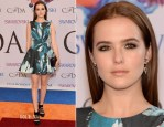 Zoey Deutch In Rebecca Minkoff - 2014 CFDA Fashion Awards