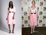 Cate Blanchett In Fausto Puglisi -  'The Hobbit: The Battle Of The Five Armies' Comic-Con 2014 Press Line