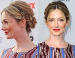 Get The Look: Judy Greer's 'Married' LA Premiere Summer Braid & Rich Red Lip