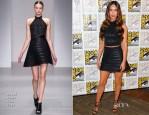 Megan Fox In David Koma -  'Teenage Mutant Ninja Turtles' Press Line: Comic-Con 2014