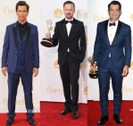 2014 Emmy Awards Menswear Red Carpet Roundup