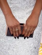 Shay Mitchell's Rodo clutch
