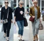 Cate Blanchett's New York Street Style