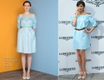 Chiling Lin In Chris by Christopher Bu - Longines Event