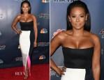 Mel B In Roksanda - 'America's Got Talent' Season 9 Post-Show Red Carpet Event