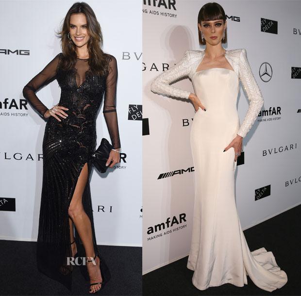 2014 amfAR Gala Red Carpet Roundup