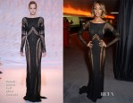Jourdan Dunn in Zuhair Murad Couture - 2014 GQ Men of the Year Awards