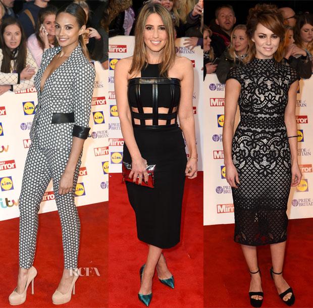 2014 Pride of Britain Awards Red Carpet Roundup