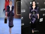 Dita von Teese In Ulyana Sergeenko Couture - 2014 amfAR LA Inspiration Gala