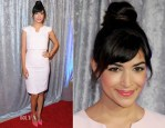 Hannah Simone In GUiSHEM - IWMF Courage In Journalism Awards