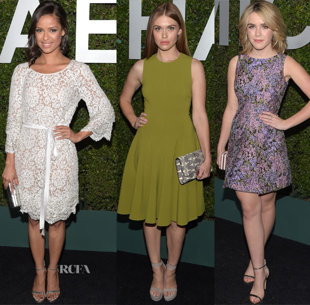 Michael Kors Claiborne Swanson Frank's 'Young Hollywood' 3