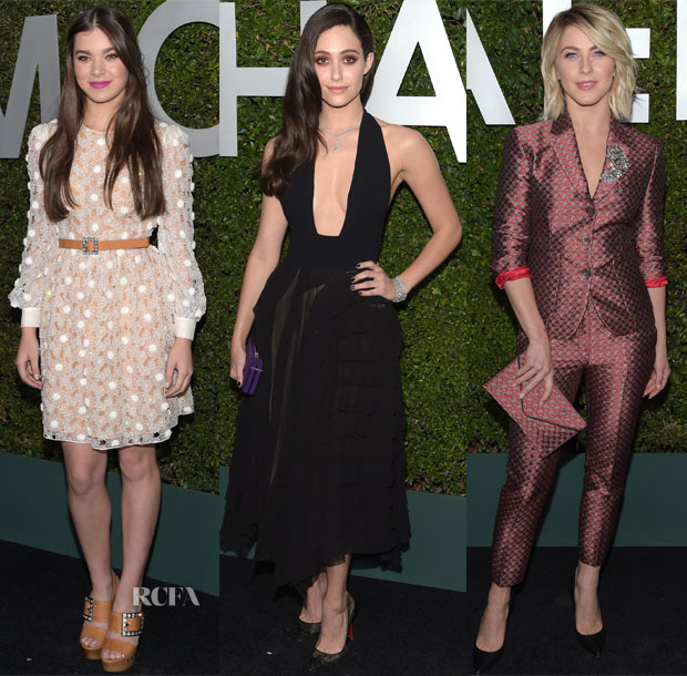 Michael Kors Claiborne Swanson Frank's 'Young Hollywood'