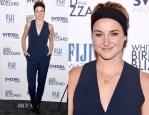 Shailene Woodley In Temperley London - 'White Bird In A Blizzard' New York Screening