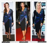 Who Wore Peter Pilotto Better...Hilary Swank, Sarah-Jane Crawford or Jenny McCarthy?