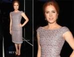 Amy Adams In Christian Dior - 2014 Hollywood Film Awards
