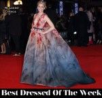 Best Dressed Of The Week - Elizabeth Banks In Elie Saab Couture, Mary, Crown Princess of Denmark In Jesper Høvring & Jason Sudeikis