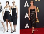 Jennifer Aniston In Zuhair Murad - Academy Of Motion Picture Arts And Sciences' Governors Awards