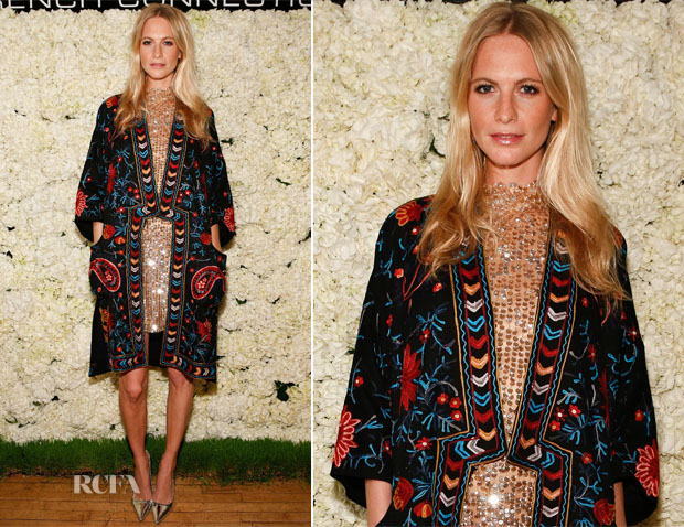 Poppy Delevingne In French Connection - French Connection SpringSummer 2015 Collection