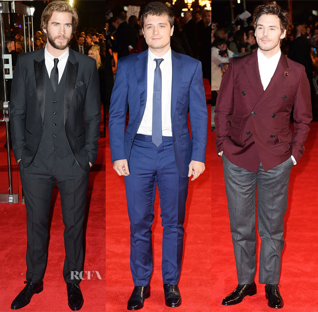 'The Hunger Games Mockingjay – Part 1' Menswear Roundup