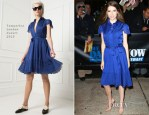 Anna Kendrick In Temperley London - The Daily Show with Jon Stewart