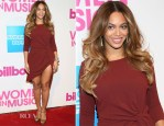 Beyonce Knowles In Haute Hippie - 2014 Billboard Women In Music Luncheon