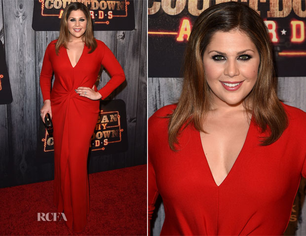 Hillary Scott In Lanvin - 2014 American Country Countdown Awards