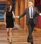 Mila Kunis In A.L.C. - The Late Late Show With Craig Ferguson