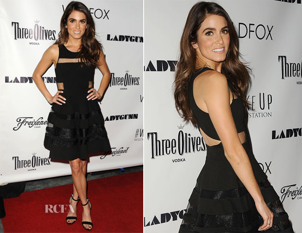 Nikki Reed In Parker - Wayke Up Fundraiser