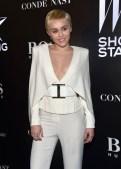 Miley Cyrus in Balmain