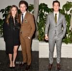 W Magazine's Golden Globes Party Menswear Roundup