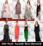 Who Was Your Best Dressed At The 2015 Elle Style Awards?
