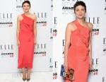 Maggie Gyllenhaal In Roland Mouret - 2015 Elle Style Awards
