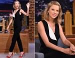 Taylor Swift In Sachin & Babi - The Tonight Show Starring Jimmy Fallon