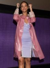Rihanna in Holly Fulton