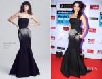 Aishwarya Rai Bachchan In Maticevski - 2015 Hindustan Times Mumbai's Most Stylish Awards