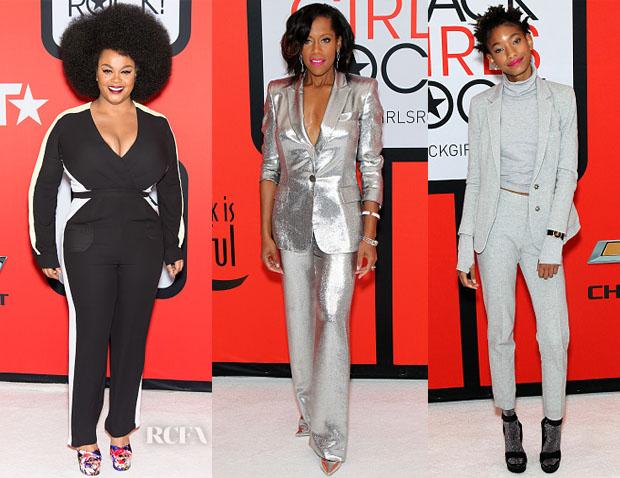 BET's 'Black Girls Rock!' Red Carpet roundup 2