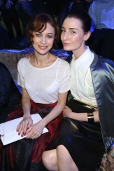 Olga Kurylenko and Erin O'Conner in H&M