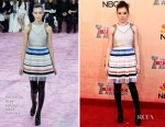 Hailee Steinfeld In Christian Dior Couture - 2015 iHeartRadio Music Awards