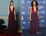Kerry Washington In Hellessy - 26th Annual GLAAD Media Awards