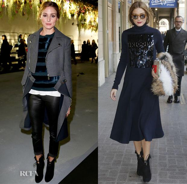 Olivia Palermo's Paris Fashion Week Style