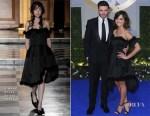 Richard Madden In Thom Sweeney & Jenna-Louise Coleman In Simone Rocha - 'Cinderella' London Premiere