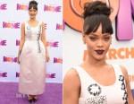 Rihanna In Christian Dior - 'Home' LA Premiere